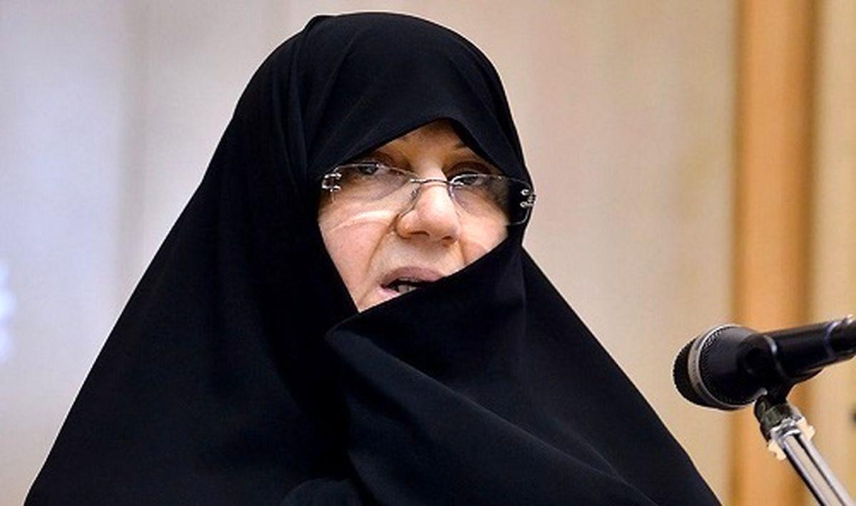 همسر حسن روحانی از نمایی جدید + عکس
