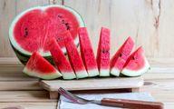 از فواید فوق العاده هندوانه غافل نشوید