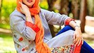 موهای بلوند شبنم قلی خانی + عکس
