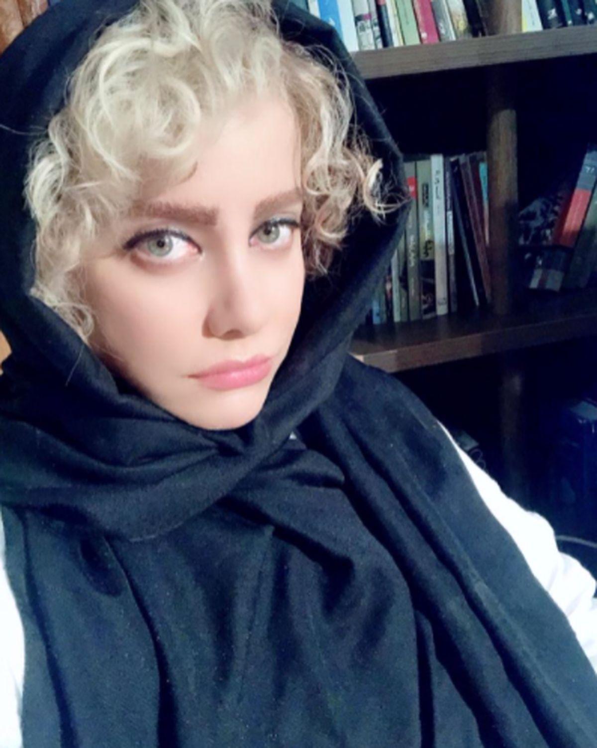 چهره عروسکی شراره رخام! +عکس