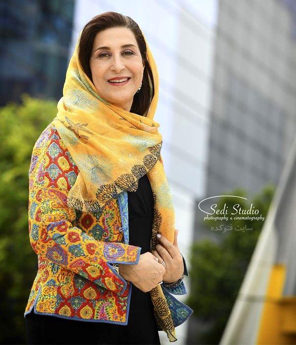 داستان زندگینامه کامل فاطمه معتمد آریا بازیگر با عکس جدید