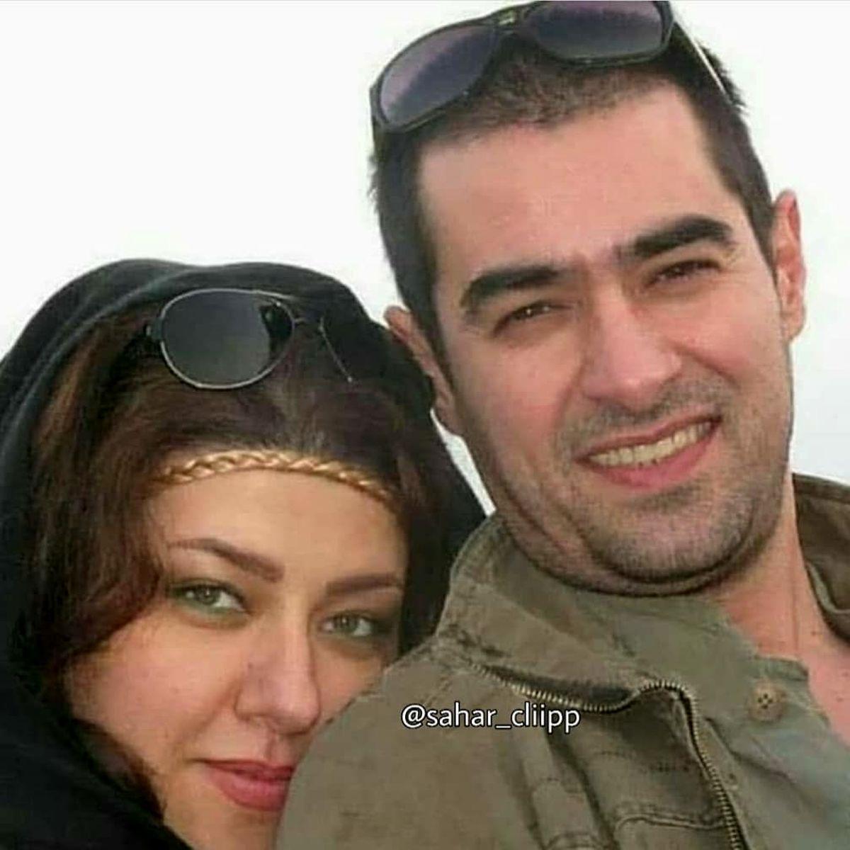 شلوار کوتاه و کفش تابستانی همسر شهاب حسینی + عکس