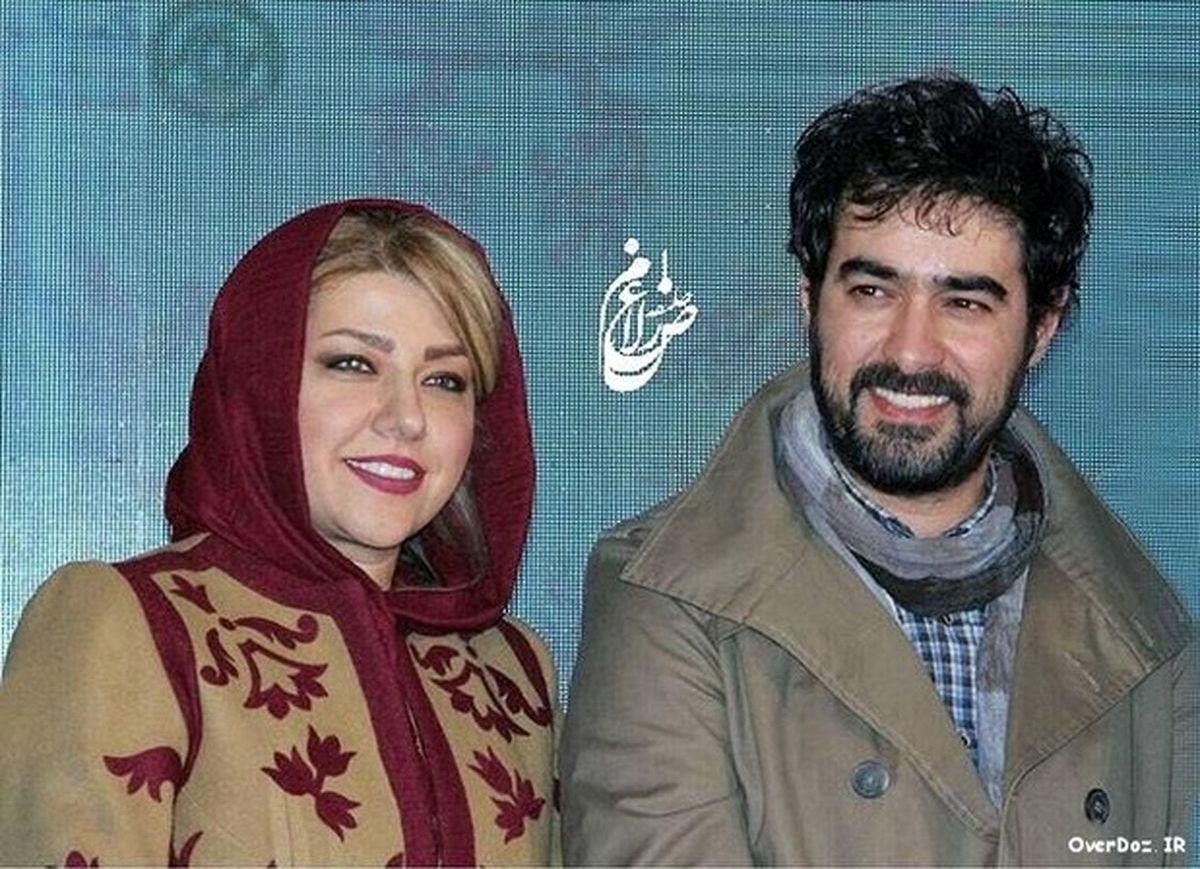 علت طلاق شهاب حسینی از همسر جوانش+عکس