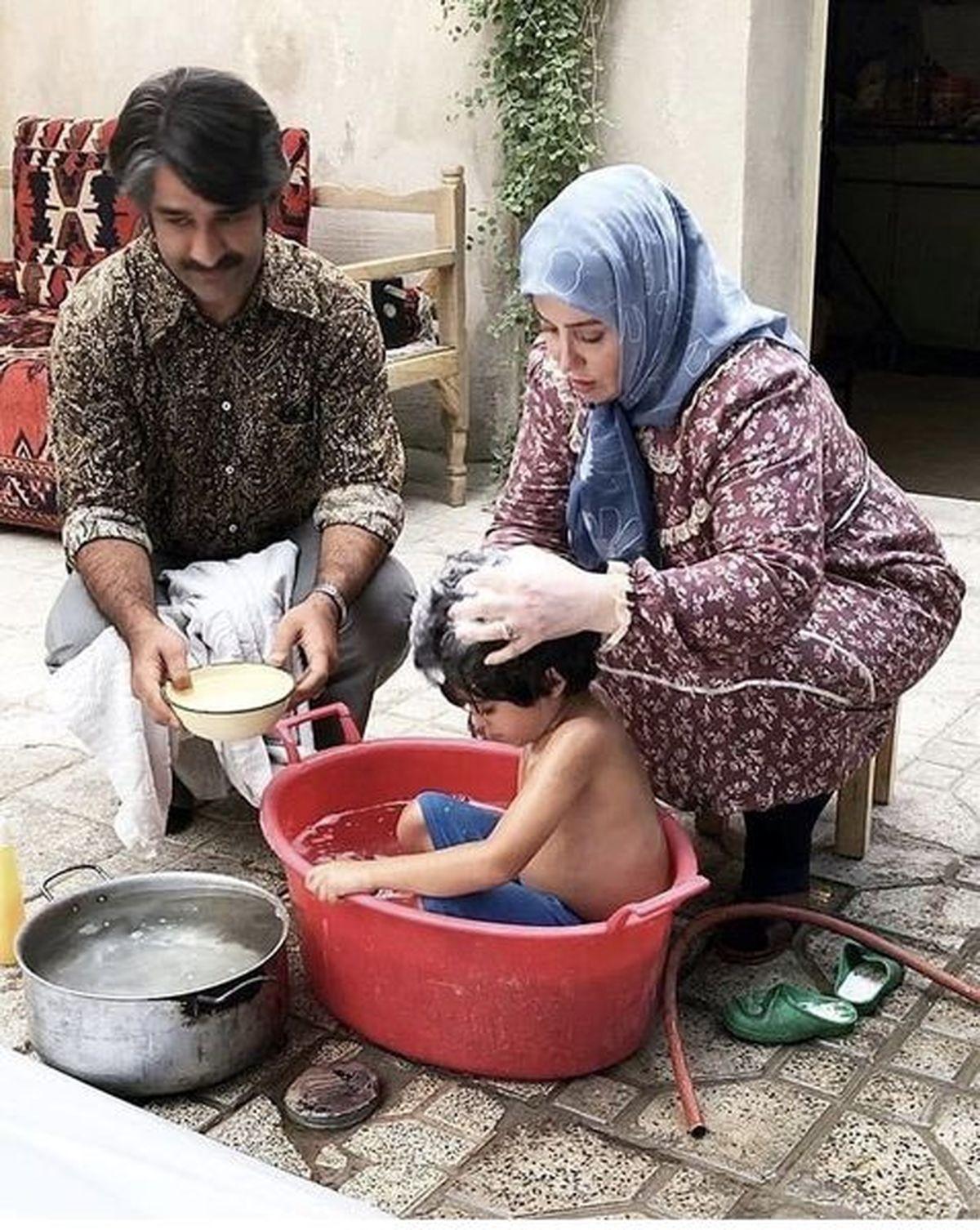 رفتار زیبای پژمان جمشیدی با هوادارانش در کیش /فلیم