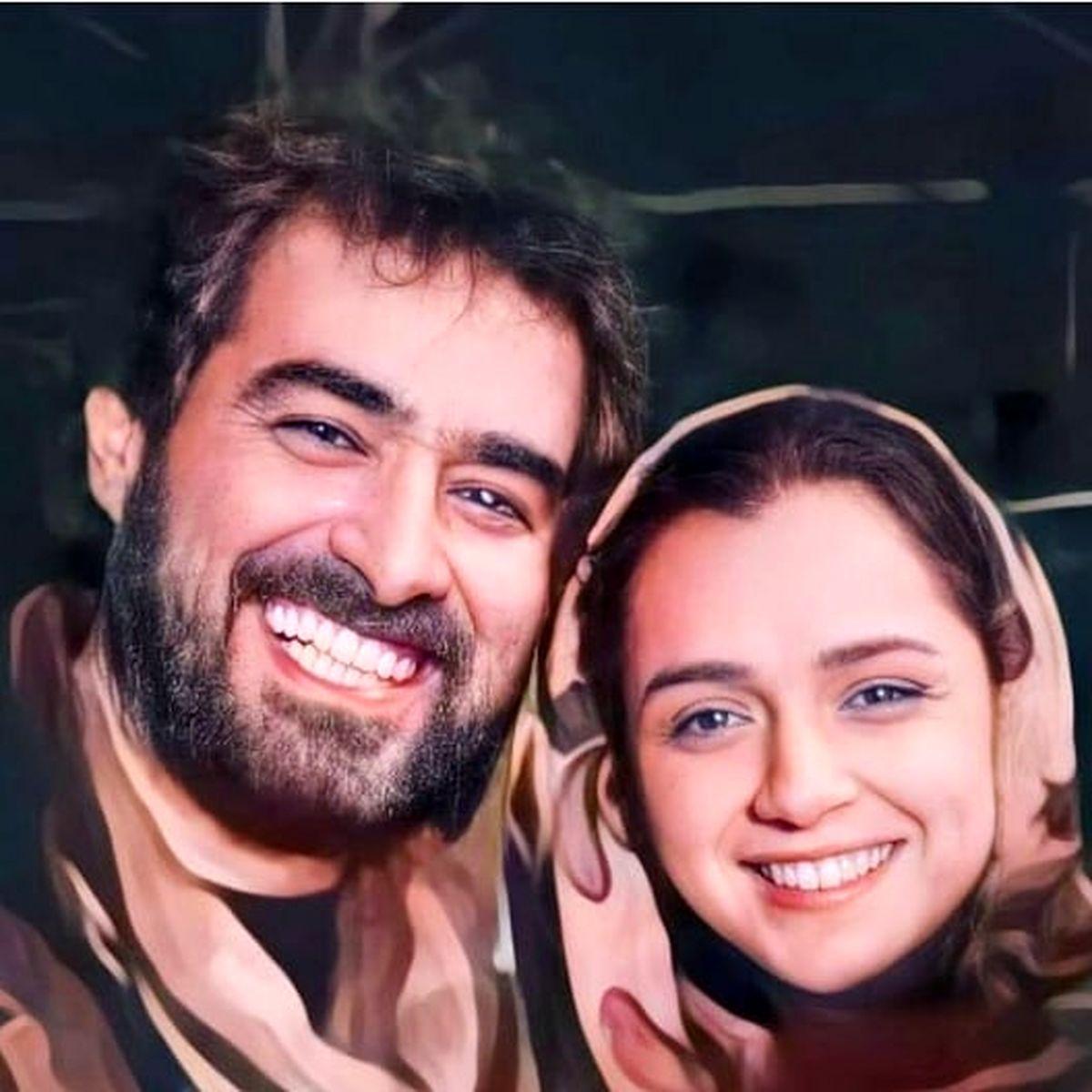 «مست عشق» شهاب حسینی در شبکه ماهواره ای + فیلم