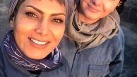 عکسی باورنکردنی از چهره واقعیِ هانیه توسلی !