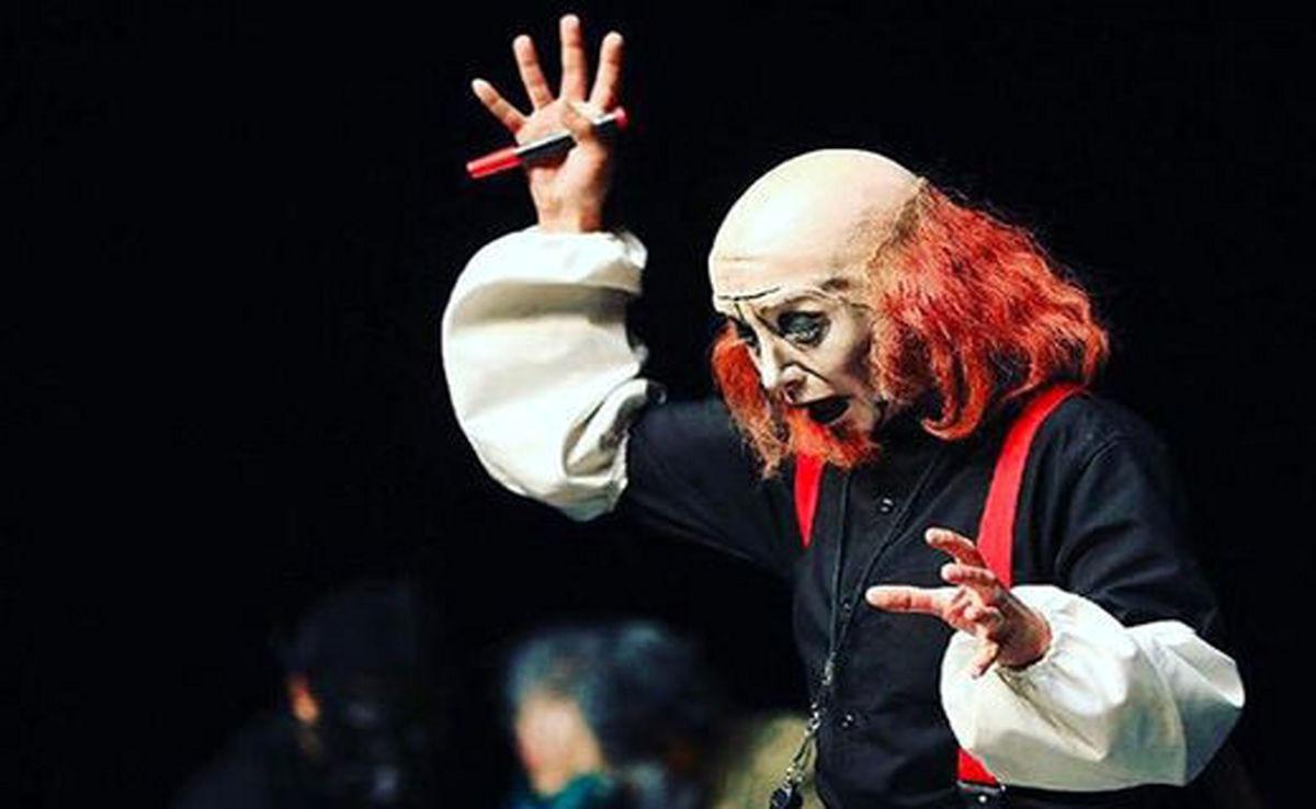 چهره عجیب رویا میرعلمی با موهای قرمز +عکس
