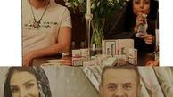 هومن سیدی در کنار همسر دومش ! + عکس