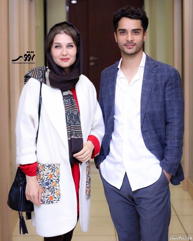 همسران خارجی و بی حجاب بازیگران ایرانی + عکس