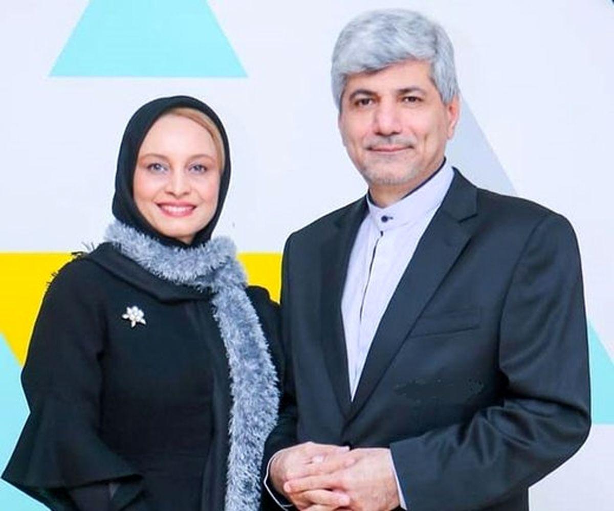 همسر مریم کاویانی کاندیدای انتخابات ریاست جمهوری شد+عکس
