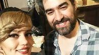 حال ناجور شهاب حسینی در آغوش یک دختر بی حجاب + عکس