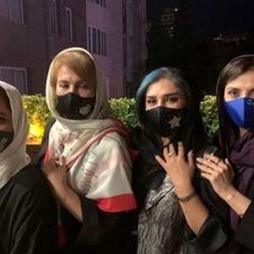 ماسک نامتعارف بازیگران زن ایرانی/ فاطمه گودرزی، کمند امیرسلیمانی، نسیم ادبی و رویا میرعلمی + عکس