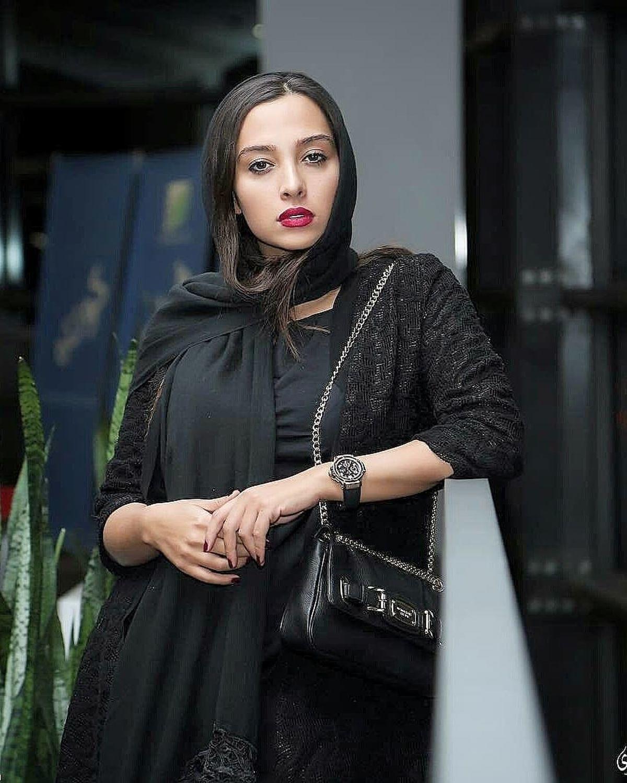 لباس توری آناهیتا درگاهی + عکس