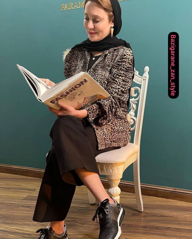 شلوار کوتاه و پاهای برهنه آرام جعفری + عکس