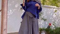 دامن برهنه همسر شاهرخ استخری + عکس