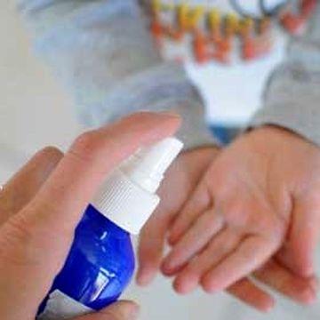 مضرات جبرانناپذیر مواد ضدعفونیکننده برای کودکان