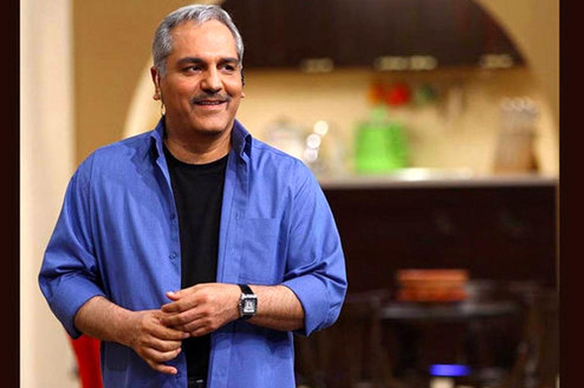 مهران مدیری سحر زکریا را با خاک یکسان کرد + فیلم