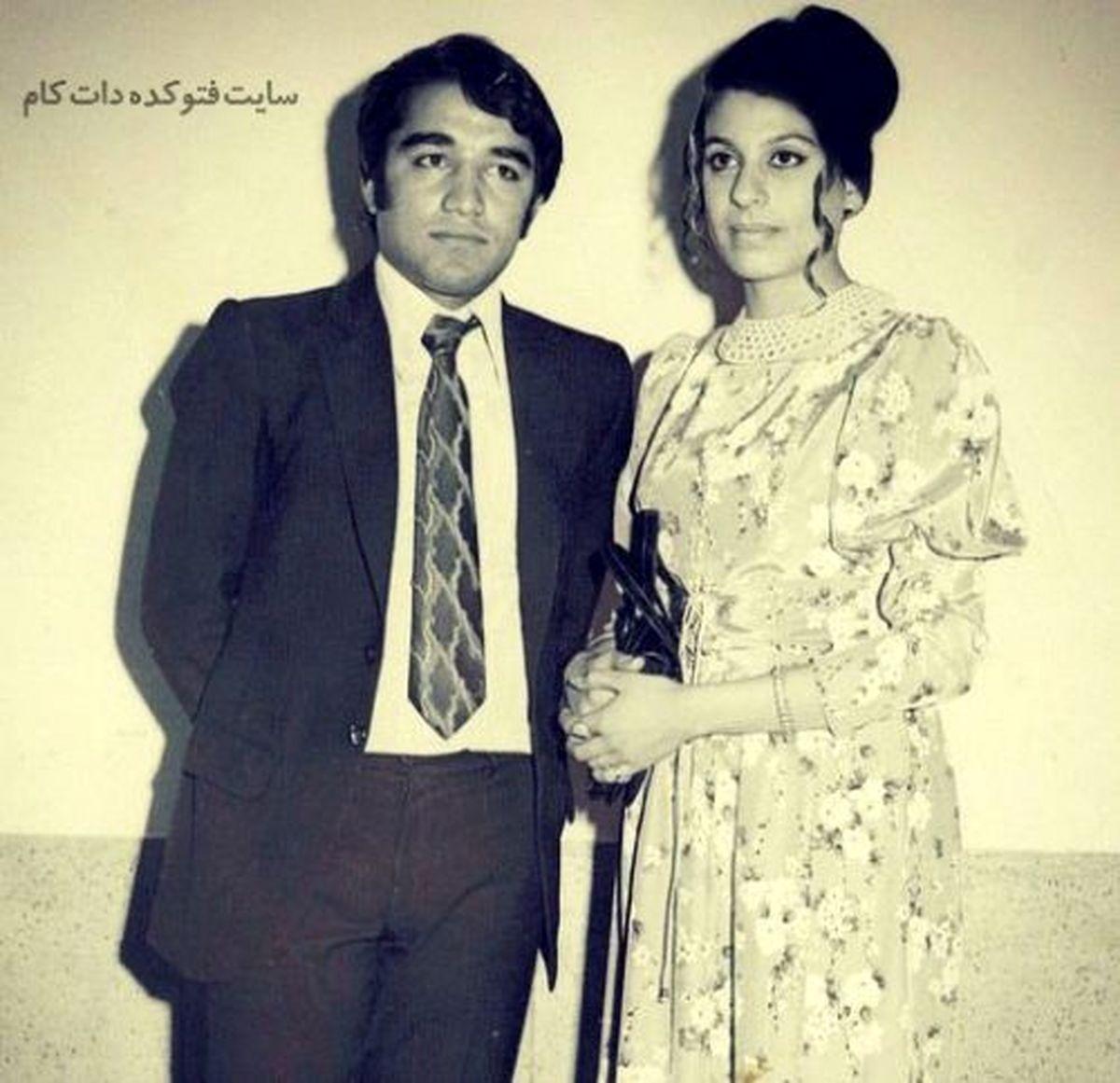 همسر جوان و خوشتیپ گوهر خیراندیش + عکس