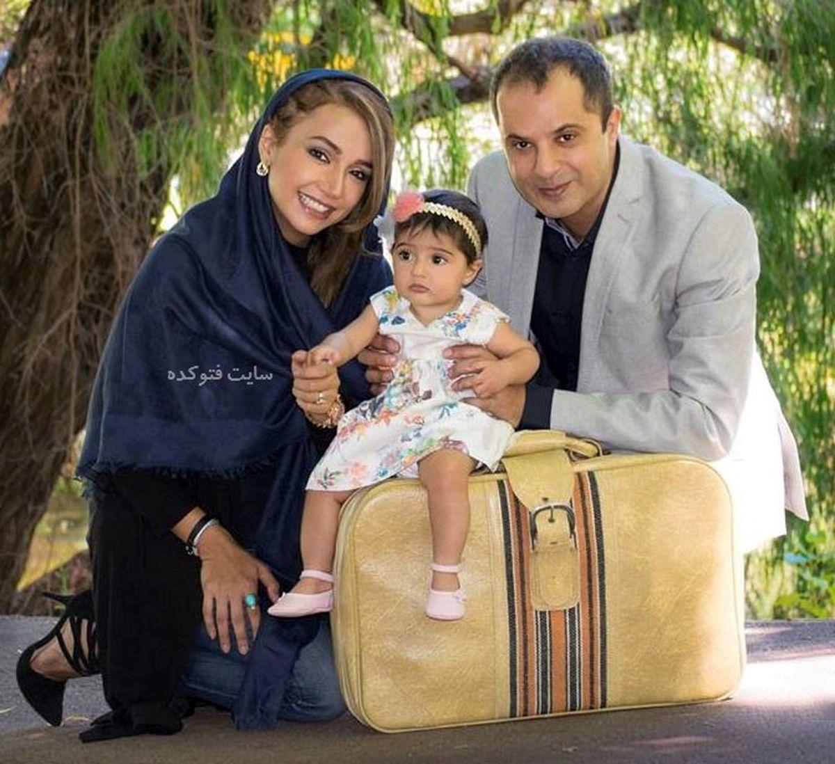 عکس های آتلیه ای پر عشوه و ناز شبنم قلی خانی !