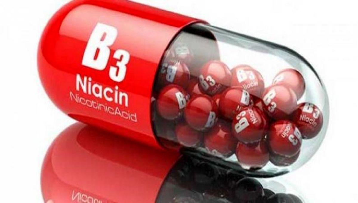 فواید جادویی ویتامین B ۳ که نباید از آن غافل شد