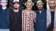 پرکارترین بازیگران مرد سینمای ایران در دهه 90/ نوید محمدزاده، جواد عزتی، شهاب حسینی، حامد بهداد و محمدرضا گلزار+عکس