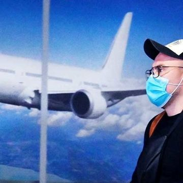 چگونه در هواپیما از کرونا در امان باشیم؟