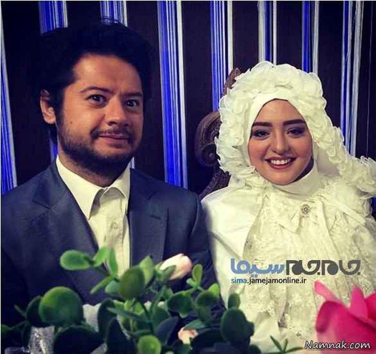 علی صادقی شوهر اول نرگس محمدی ! + عکس