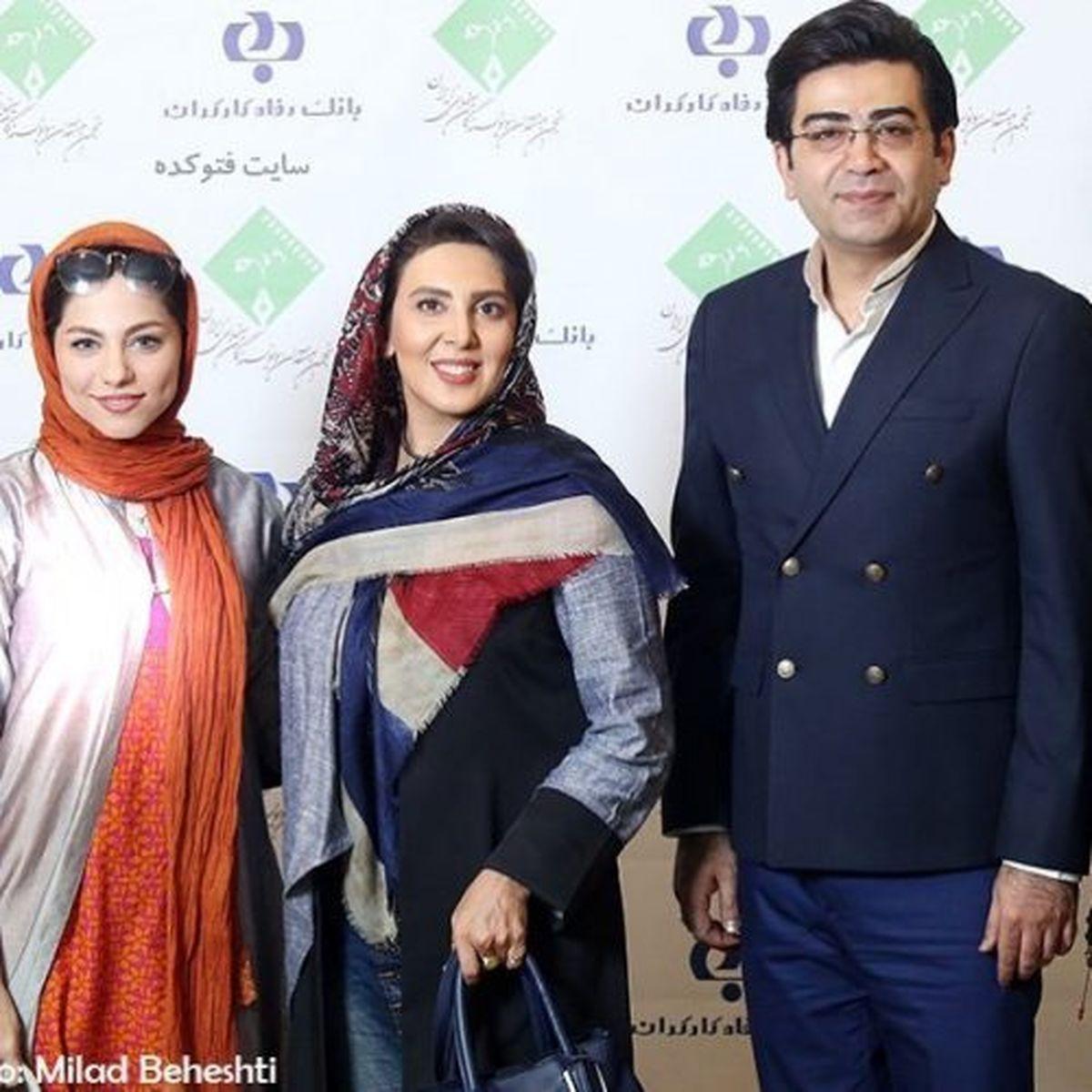 فرزاد حسنی دوباره ازدواج کرد + عکس همسر